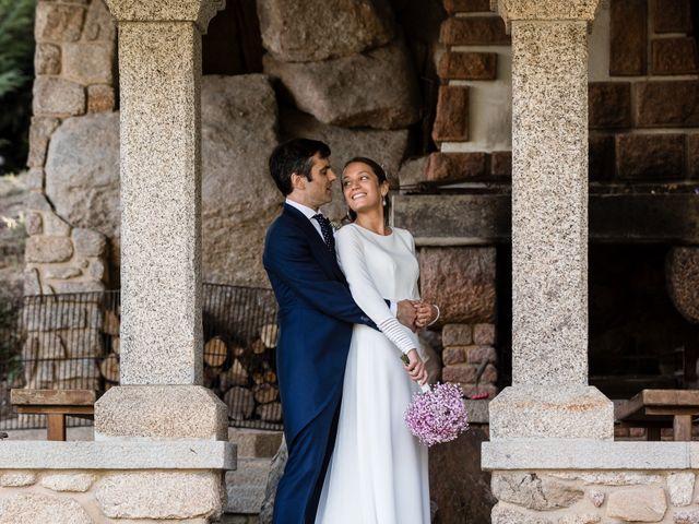 La boda de Ignacio y Marta en San Vicente De El Grove, Pontevedra 71