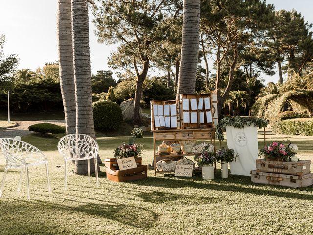 La boda de Ignacio y Marta en San Vicente De El Grove, Pontevedra 74