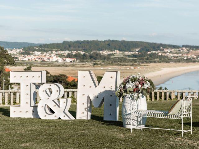 La boda de Ignacio y Marta en San Vicente De El Grove, Pontevedra 76