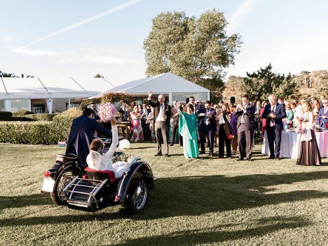 La boda de Ignacio y Marta en San Vicente De El Grove, Pontevedra 78