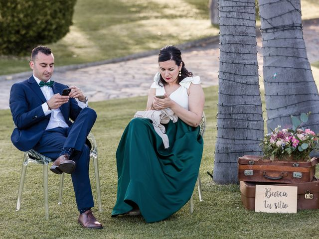 La boda de Ignacio y Marta en San Vicente De El Grove, Pontevedra 81