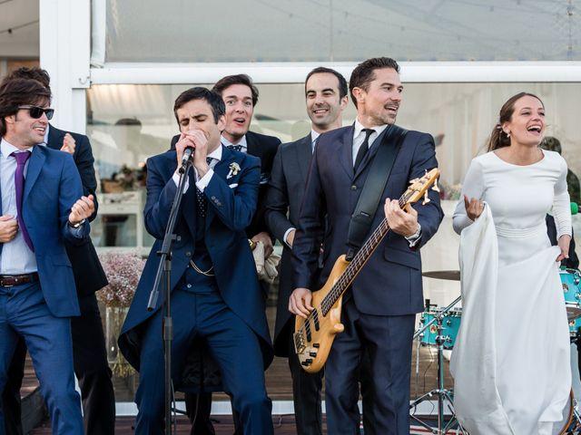 La boda de Ignacio y Marta en San Vicente De El Grove, Pontevedra 84