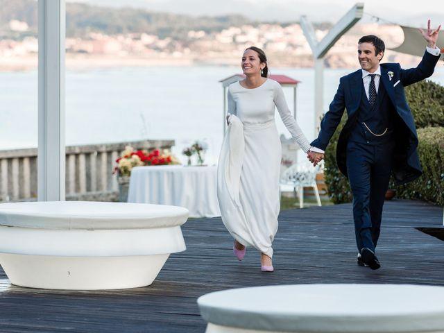 La boda de Ignacio y Marta en San Vicente De El Grove, Pontevedra 89