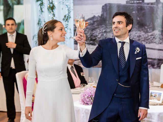La boda de Ignacio y Marta en San Vicente De El Grove, Pontevedra 92