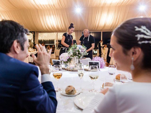 La boda de Ignacio y Marta en San Vicente De El Grove, Pontevedra 106