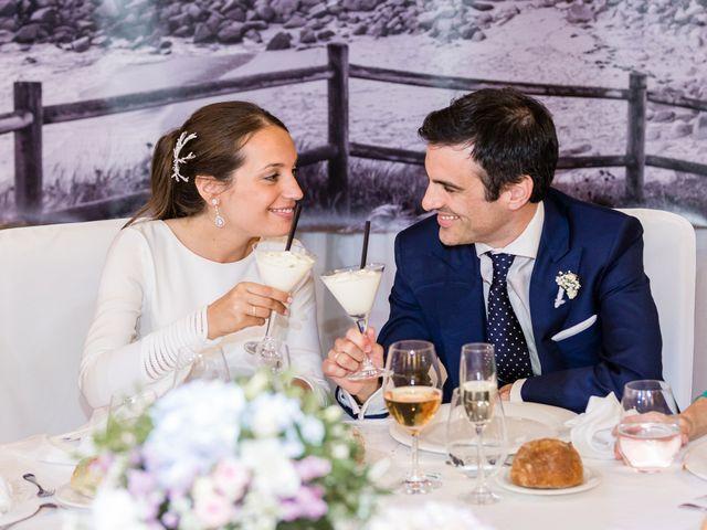 La boda de Ignacio y Marta en San Vicente De El Grove, Pontevedra 107