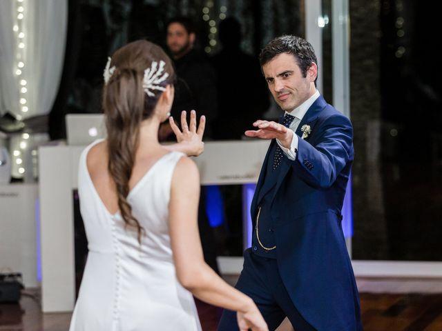 La boda de Ignacio y Marta en San Vicente De El Grove, Pontevedra 111