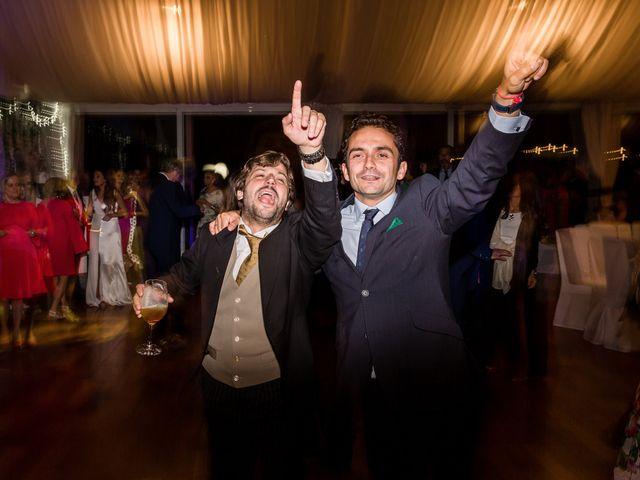 La boda de Ignacio y Marta en San Vicente De El Grove, Pontevedra 115