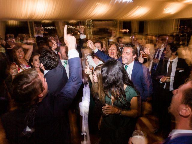 La boda de Ignacio y Marta en San Vicente De El Grove, Pontevedra 120