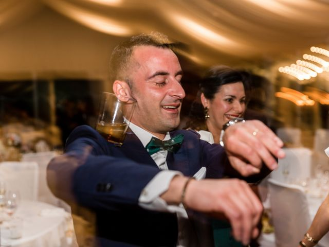 La boda de Ignacio y Marta en San Vicente De El Grove, Pontevedra 123