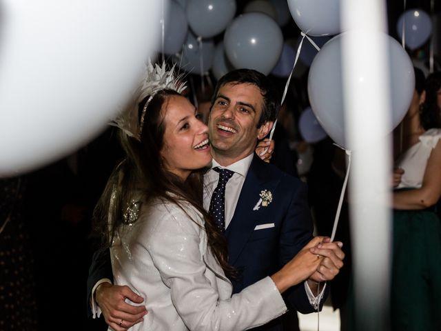 La boda de Ignacio y Marta en San Vicente De El Grove, Pontevedra 129