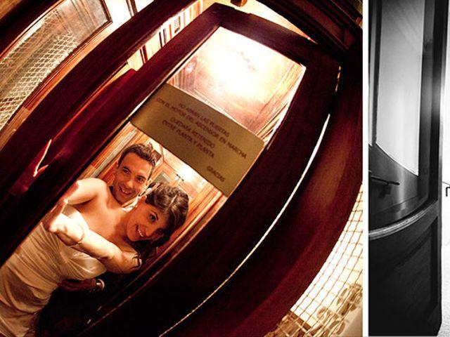 La boda de Guillermo y Raquel en Pozuelo De Alarcón, Madrid 10