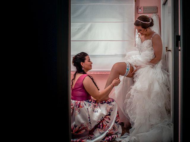 La boda de Paco y María en Almassora/almazora, Castellón 13