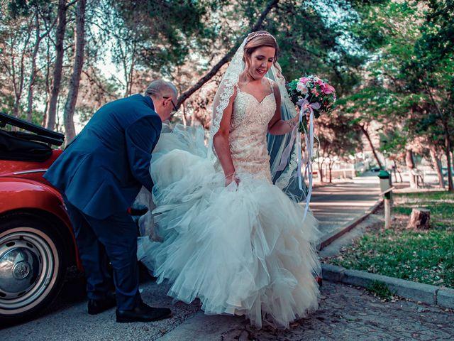 La boda de Paco y María en Almassora/almazora, Castellón 17