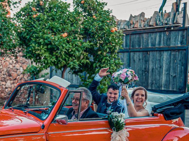 La boda de Paco y María en Almassora/almazora, Castellón 25