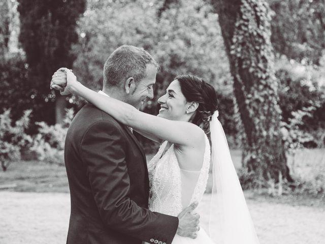 La boda de Tania y Miguel en La Adrada, Ávila 1