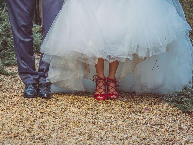 La boda de Tania y Miguel en La Adrada, Ávila 2