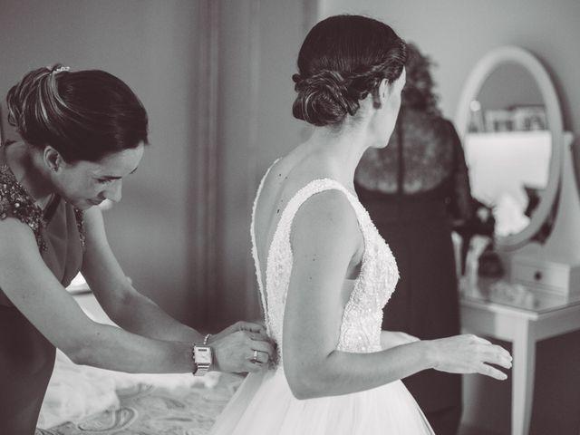 La boda de Tania y Miguel en La Adrada, Ávila 17