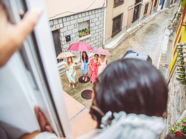 La boda de Tania y Miguel en La Adrada, Ávila 20