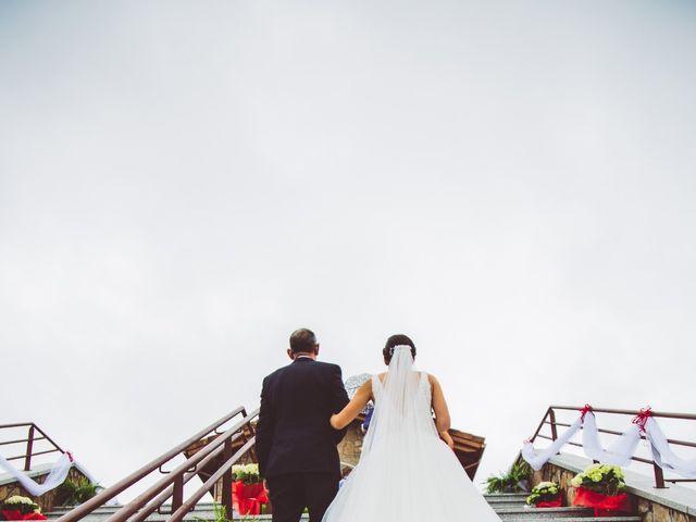 La boda de Tania y Miguel en La Adrada, Ávila 21