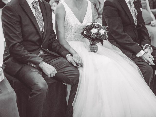 La boda de Tania y Miguel en La Adrada, Ávila 22