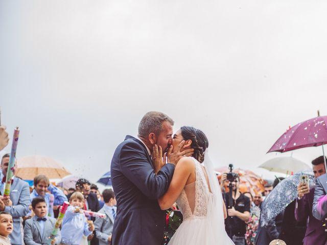 La boda de Tania y Miguel en La Adrada, Ávila 28