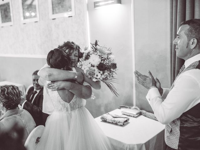 La boda de Tania y Miguel en La Adrada, Ávila 29