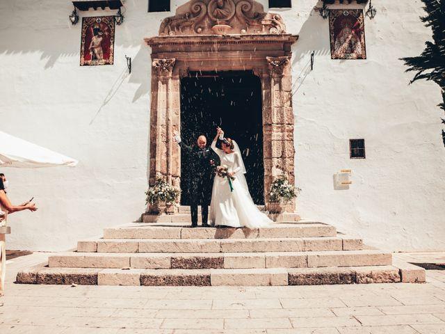 La boda de Laura y Pedro en Granada, Granada 1
