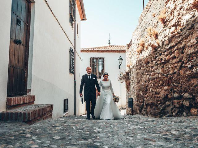 La boda de Laura y Pedro en Granada, Granada 7
