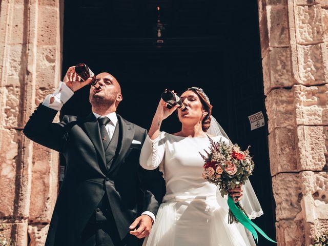 La boda de Laura y Pedro en Granada, Granada 11