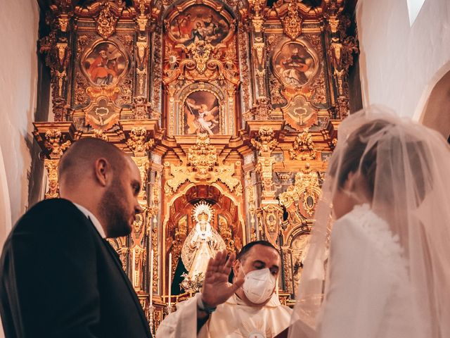 La boda de Laura y Pedro en Granada, Granada 13