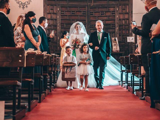 La boda de Laura y Pedro en Granada, Granada 23