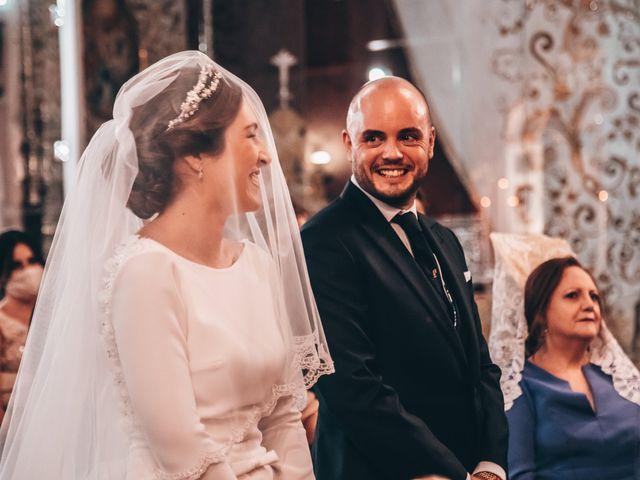 La boda de Laura y Pedro en Granada, Granada 24