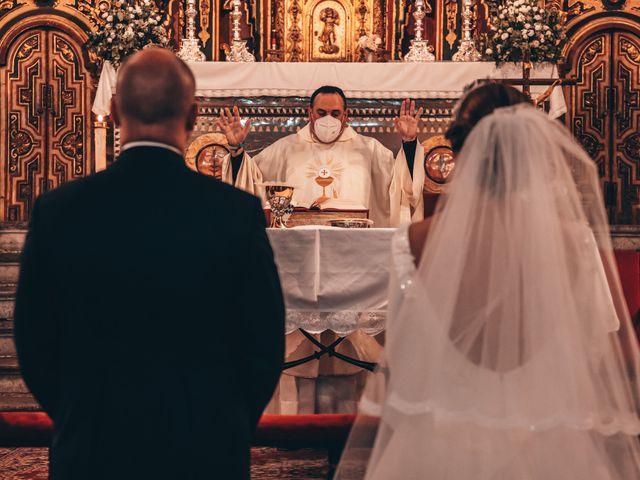 La boda de Laura y Pedro en Granada, Granada 25