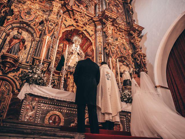 La boda de Laura y Pedro en Granada, Granada 29