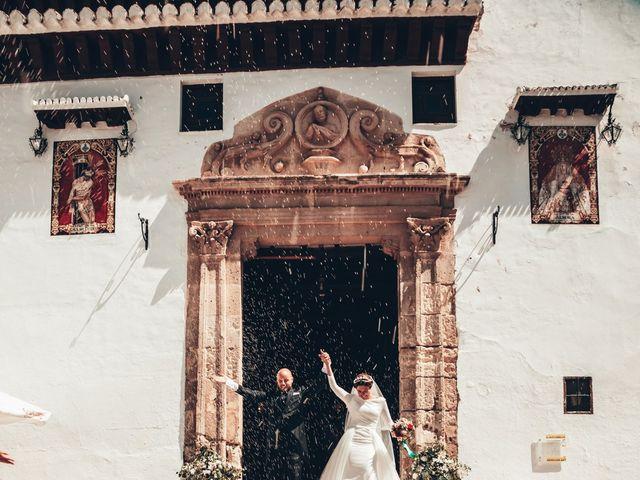 La boda de Laura y Pedro en Granada, Granada 31