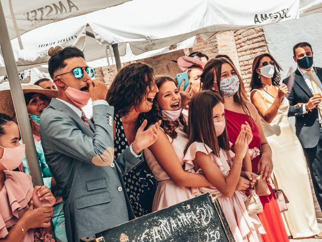 La boda de Laura y Pedro en Granada, Granada 33