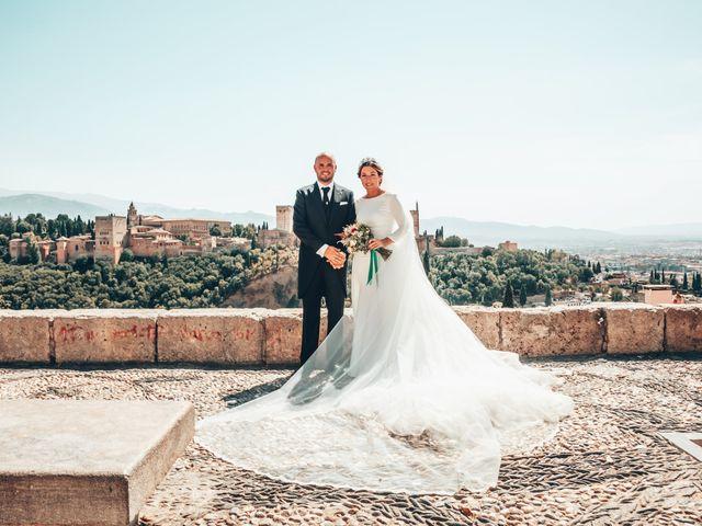 La boda de Laura y Pedro en Granada, Granada 34