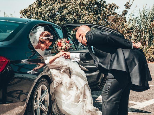 La boda de Laura y Pedro en Granada, Granada 37