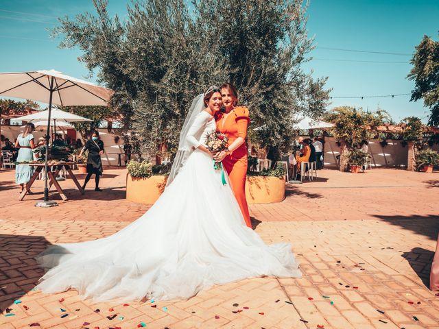 La boda de Laura y Pedro en Granada, Granada 38