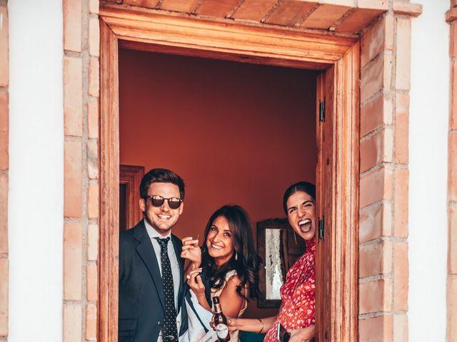 La boda de Laura y Pedro en Granada, Granada 40