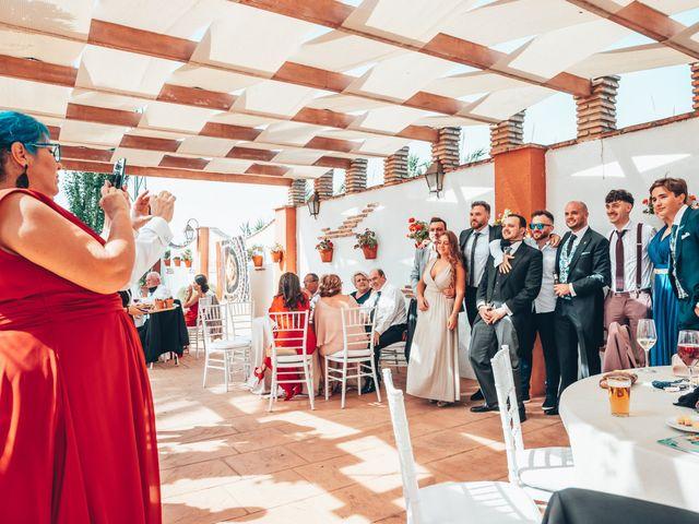 La boda de Laura y Pedro en Granada, Granada 42