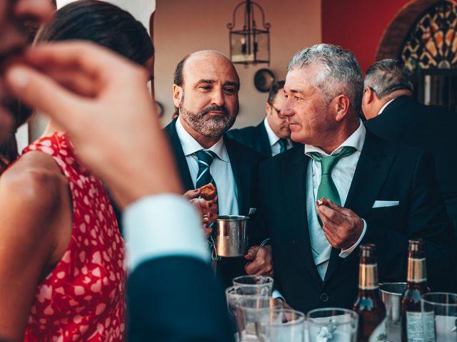 La boda de Laura y Pedro en Granada, Granada 45