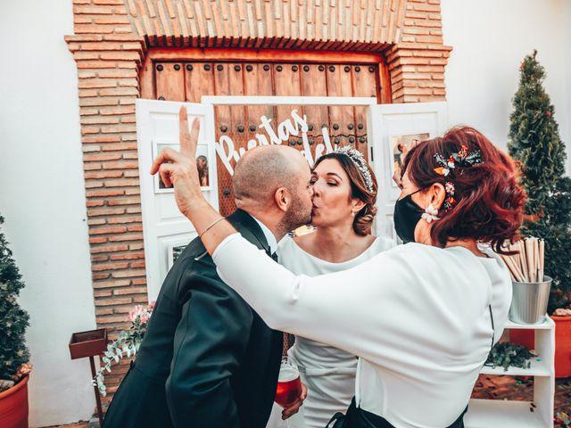La boda de Laura y Pedro en Granada, Granada 51