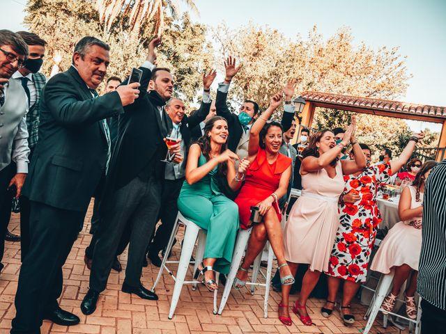 La boda de Laura y Pedro en Granada, Granada 52