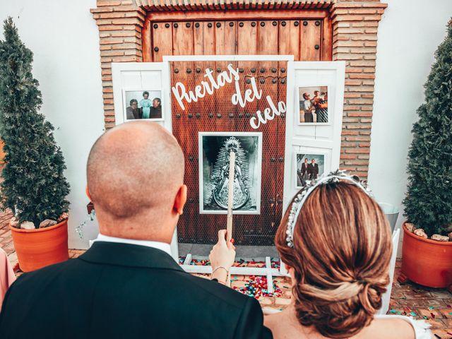 La boda de Laura y Pedro en Granada, Granada 53
