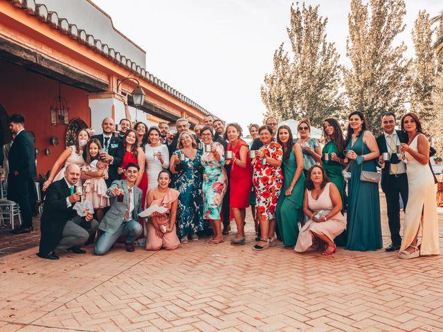 La boda de Laura y Pedro en Granada, Granada 58