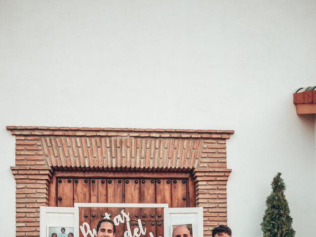 La boda de Laura y Pedro en Granada, Granada 60