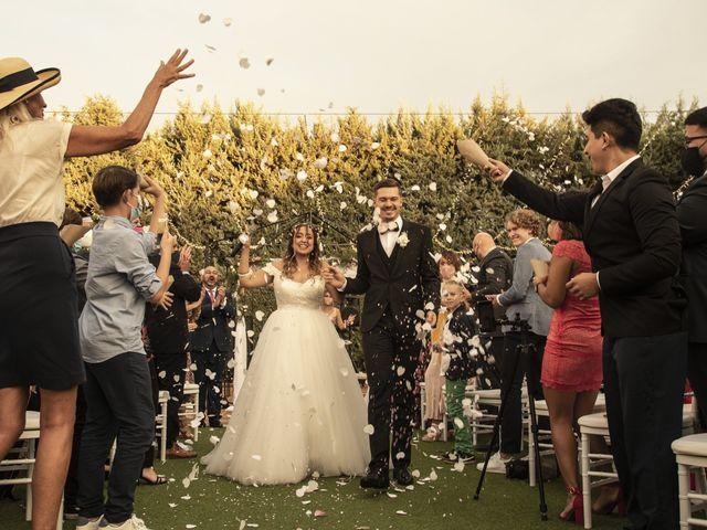La boda de Elias  y Isa en Villanueva Del Trabuco, Málaga 3
