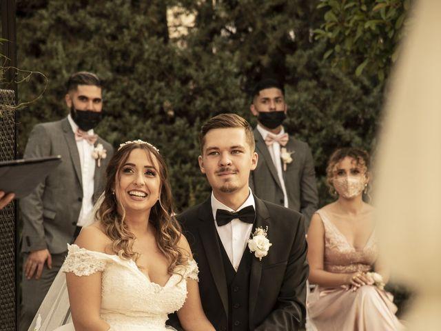 La boda de Elias  y Isa en Villanueva Del Trabuco, Málaga 7